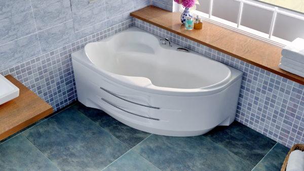 Акриловая ванна BellSan Индиго 160