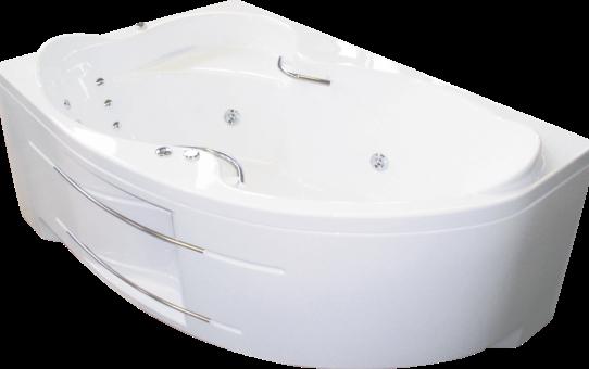 Акция на ванны с гидромассажем